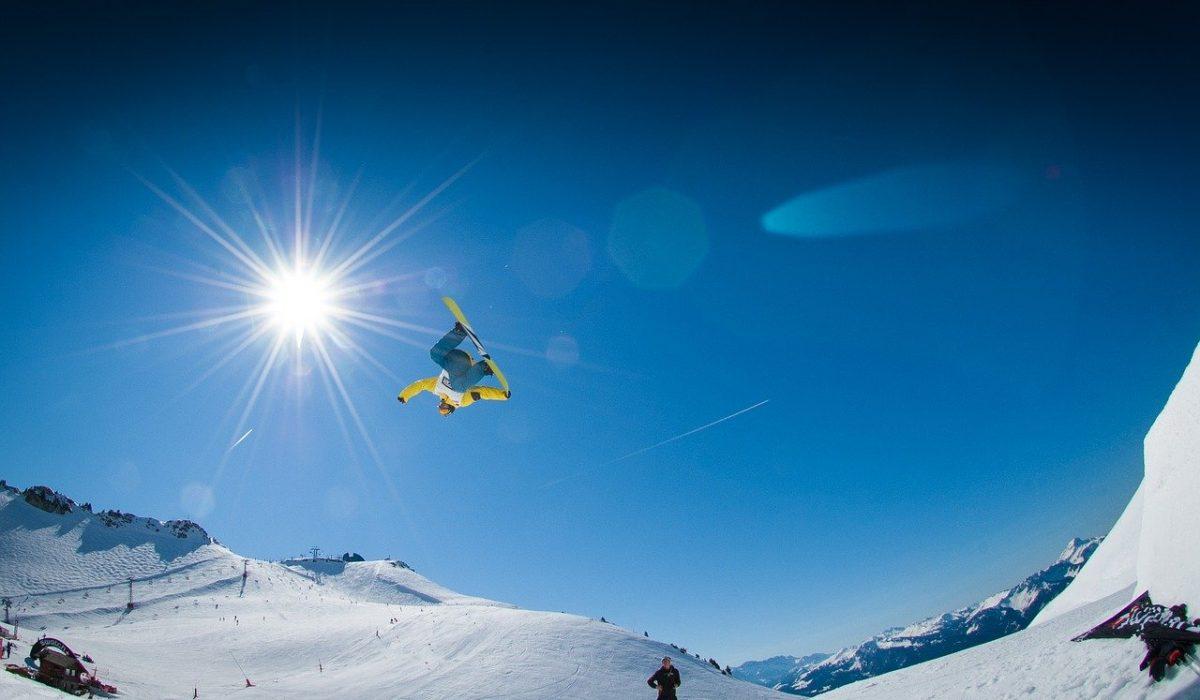 skier en été